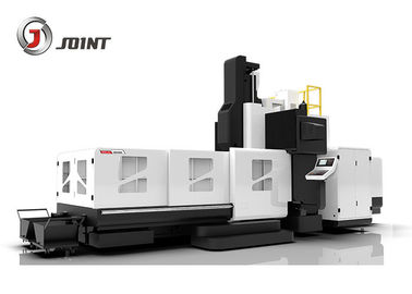 High Precision Double Column Machining Center , 2000kgs Gantry Type Milling Machine