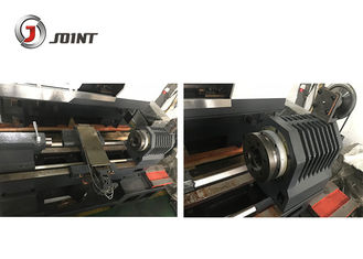 Horizontal CNC Turning Center Machine 2000mm  Processing Length For Thread Or Boring