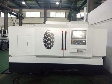 Flat Bed Slant Bed Vertical Machine CNC Lathe CNC Turning Axial Parts 250mm Sleeve With 11KW Spindle Motor