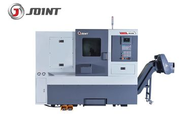 CNC lathe machine, horizontal cnc lathe, Shaft metal cutting machine, cnc turning lathe machine HTC-5661